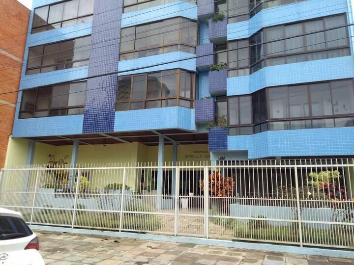 Apartamento 1dorm próximo Beira Mar
