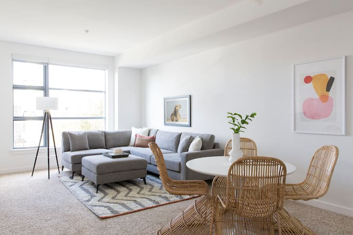 Sonder | Mission Creek | Sunny 1BR + Gym