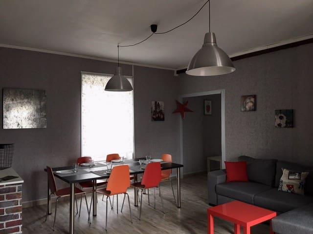 Le loft 36210 chabris