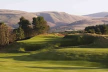 Price includes free golf for 1 person during stay