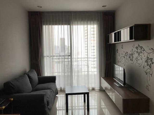 Circle condo曼谷中心高级公寓便利舒适安全 - Bangkok - Wohnung