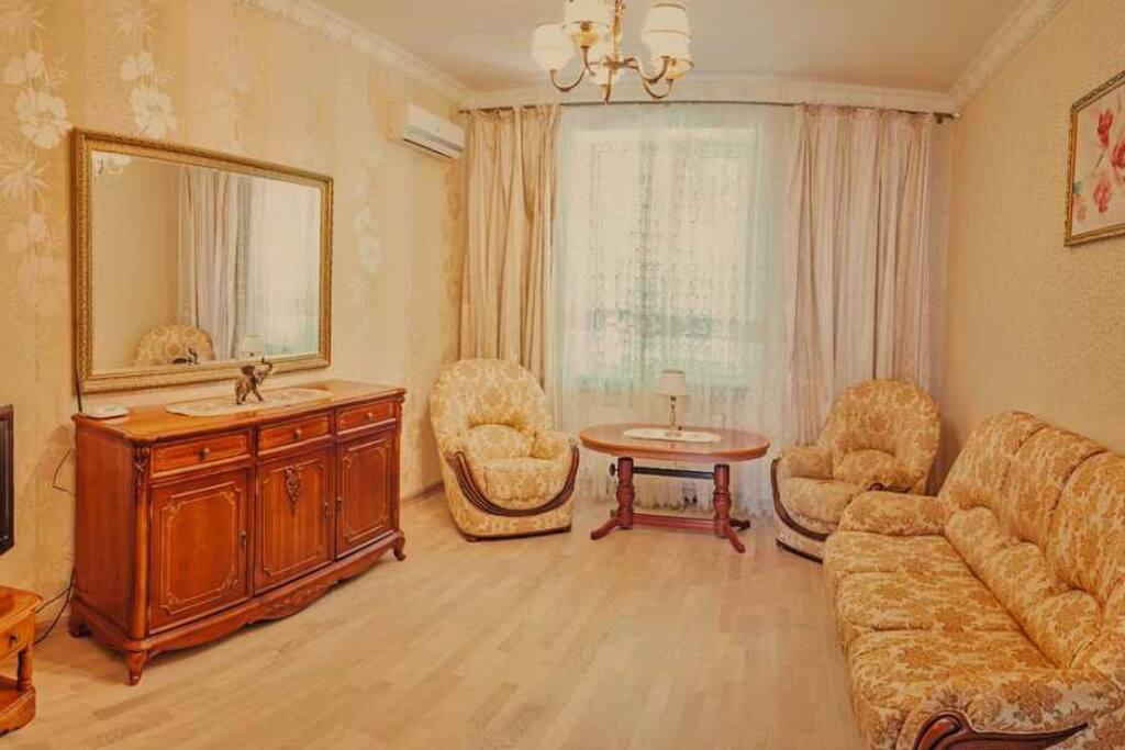 Спальная гостиная