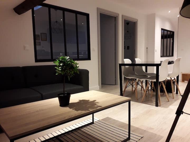 Charmant Appartement T3 - PLEIN CENTRE
