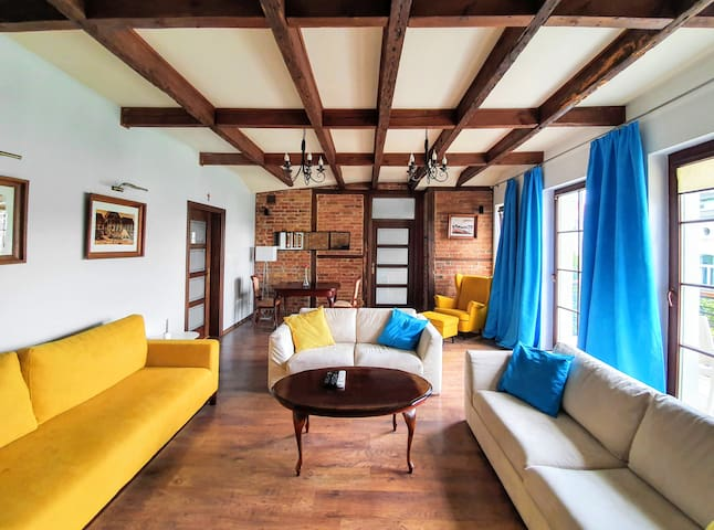 Monte Cassino Loft - Comfy Apartments