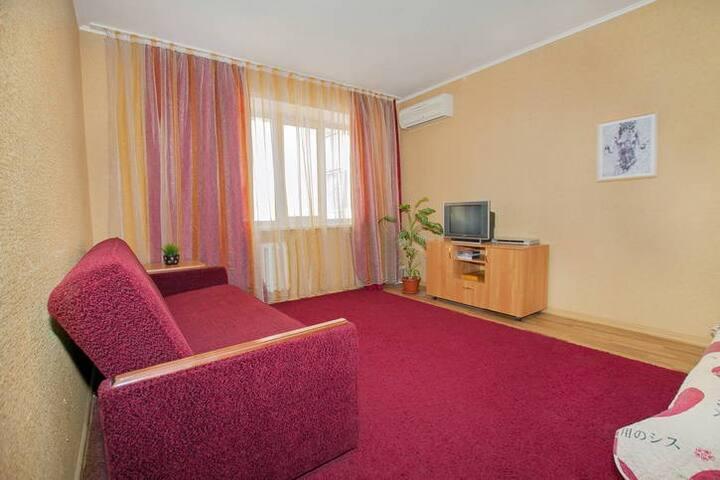 Уютная 1 комнатная квартира от собственников - Samara - Pis