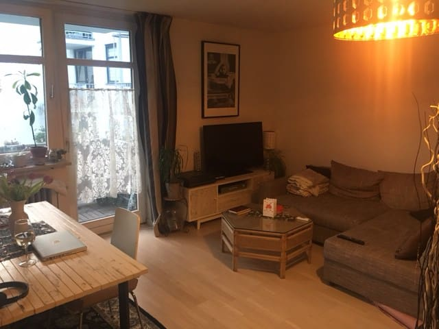 Cosy and charming near Center/Theresienwiese - München - Condominium