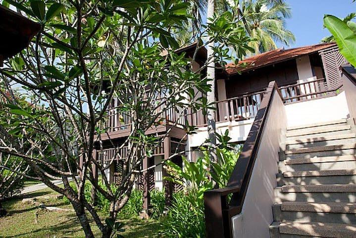 Pimalai Beach Villa 1B - 1BR Condo #(PHONE NUMBER HIDDEN) - Koh Lanta - Muu
