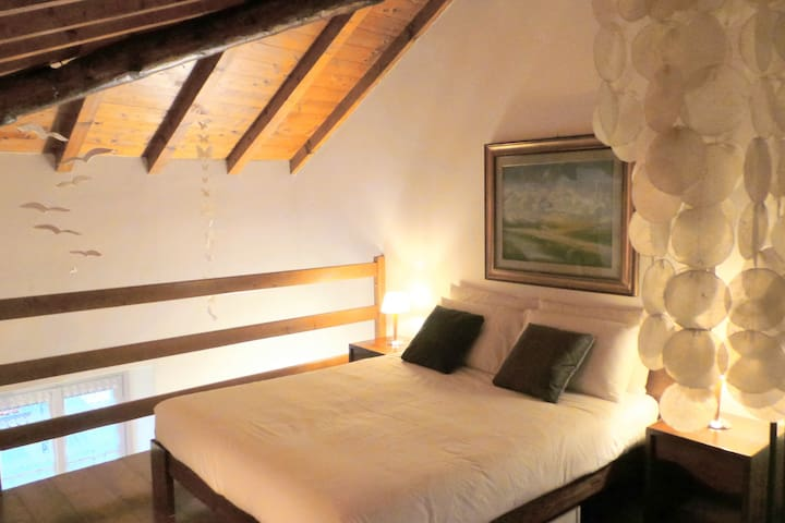 Bedroom - Stanza da letto matrimoniale
