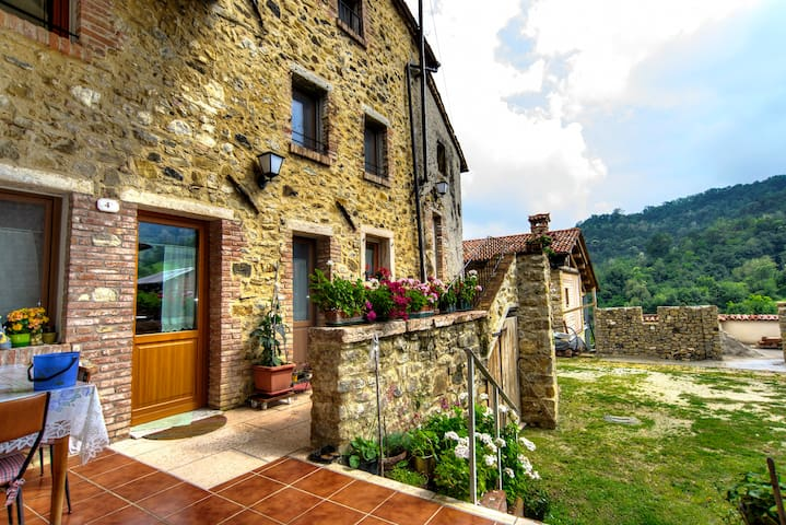 Suite accomodation Agriturismo Antico Borgo 2 - Marostica - ที่พักพร้อมอาหารเช้า