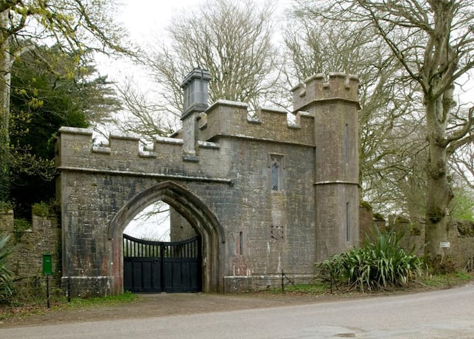 Annes Grove Miniature Castle - Cork - Kastil