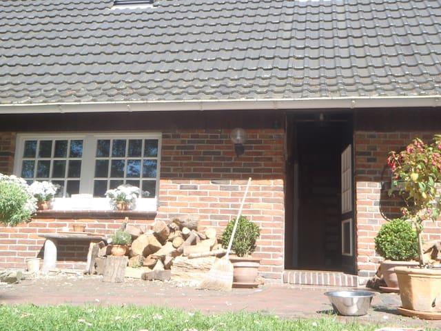 Ruhiges Zimmer auf dem Land - Wardenburg