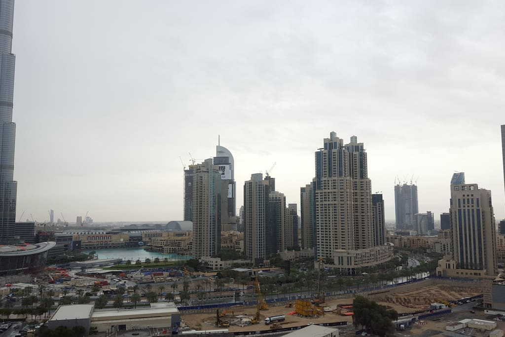 View 2 ! Downtown Dubai Emaar Blvd.