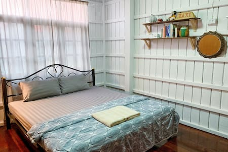 Double Room 1 @Slowtree Ayutthaya