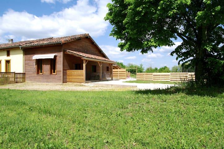 Ecologite Baies de sureau - Meauzac - บ้าน
