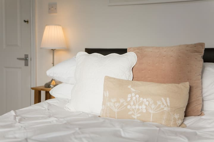 Saint Ives Cornwall. Double Room, with parking. - Cornwall - Haus