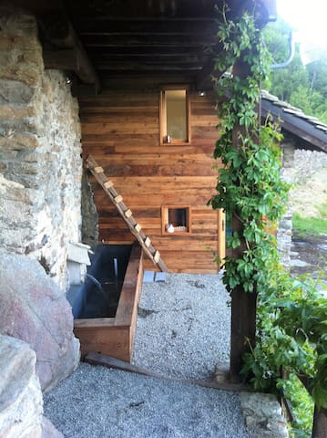Le case di Palù - chalet 2 posti - Brosso