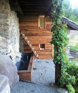 Le case di Palù - chalet 2 posti - Almhütte