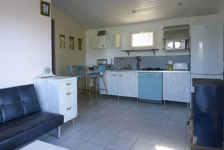 Maison pour 4 personnes et accès piscine Propriano