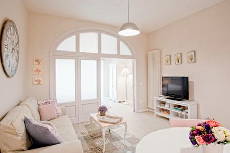 Cortona center, charming and cozy apartment - Lejlighed