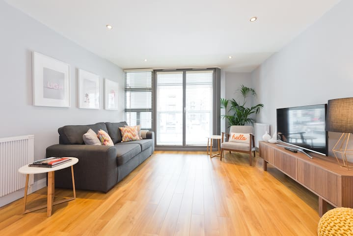 Modern City Centre Luxury Apartment - Dublin - Apartment