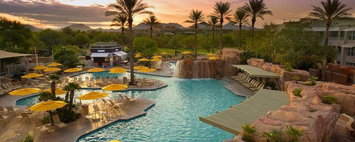 Marriott Canyon Villas at Desert Ridge