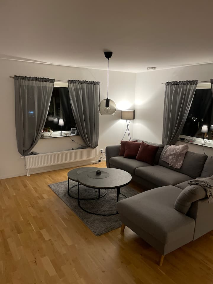Beatiful apartman.