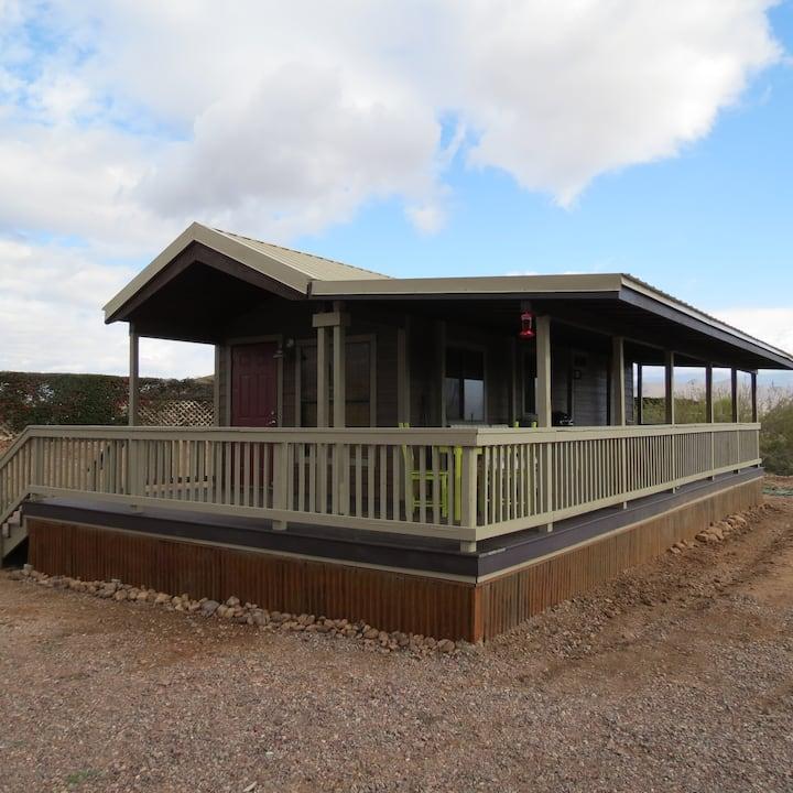 Perfect Tiny House Getaway at BowFish Ranch!