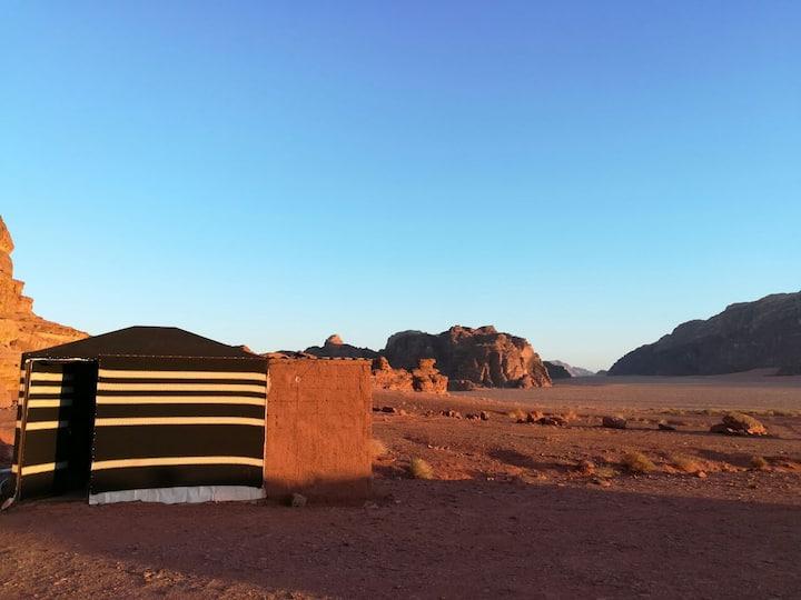 Eid, Bedouin Bivouac Camp