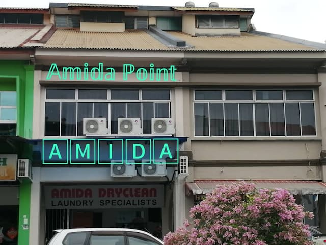Amida Point Services
