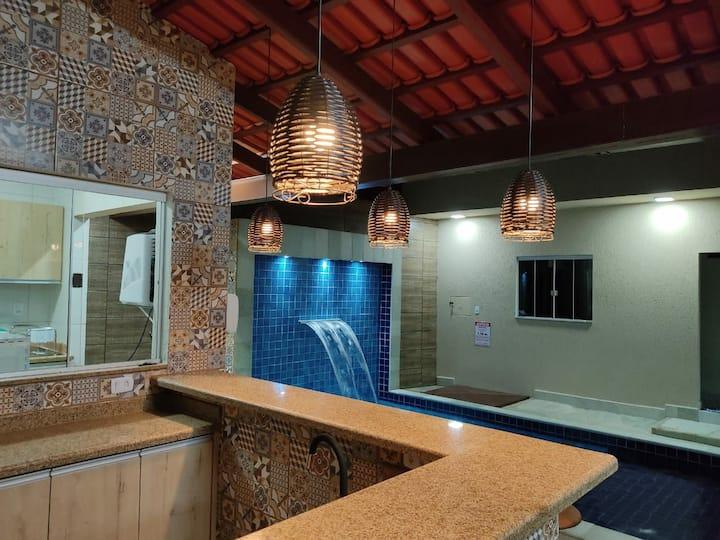 Casa para temporada em Pirenópolis - Forz's House