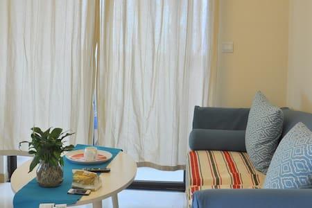 精装公寓一室一厅 新楼盘 靠近美食街 楼下公交站 距离轻轨站3站公交 - Chongqing