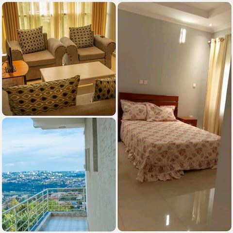 Umwezi Moonlight Apartment-1BedR nice&cosy -RA22
