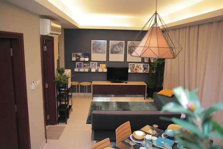 Luxury Suite near Royal King Palace, Kuala Lumpur