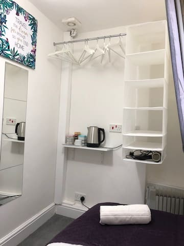 Cosy Single Room In Kings Cross St Pancras