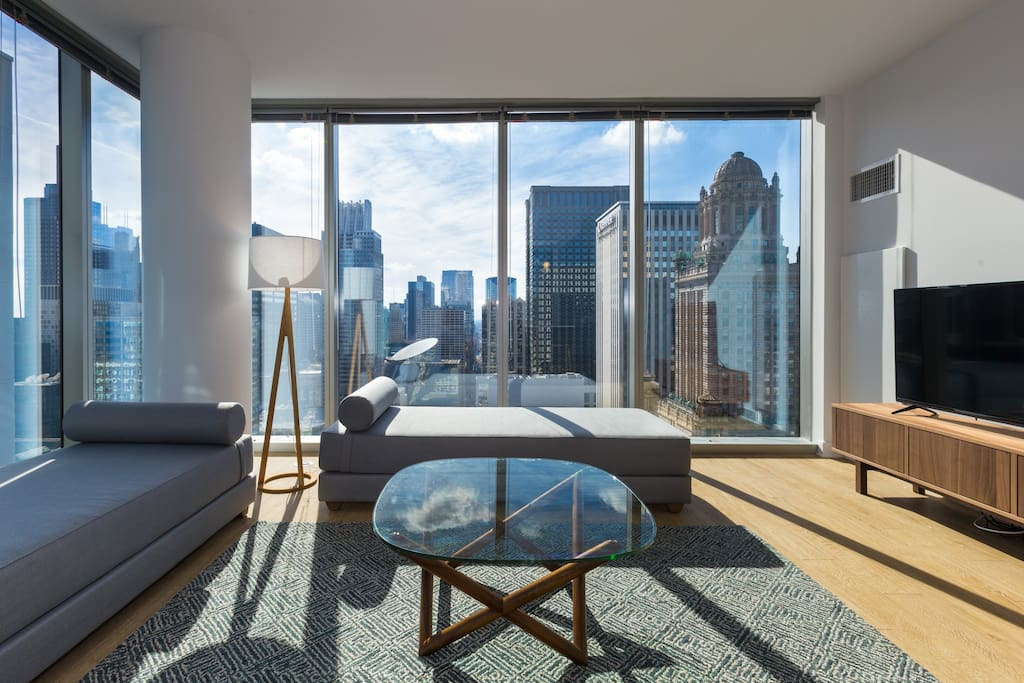 Representative view and furniture