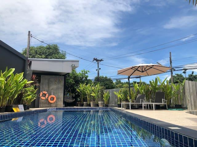 沃泰度假屋 A3私人泳池别墅-中文-免费接送机-含早-古城东北方3公里