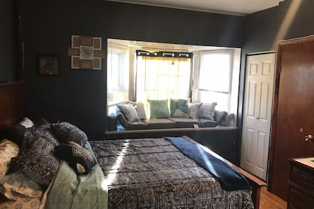 COZY ESTUDIO APARTMENT 10 MINUTES FROM NYC