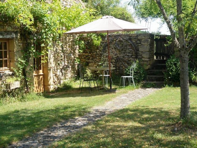 petite maison de charme - Manaurie - Дом