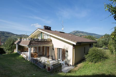 VILLA AMALUR: Perfect for families - Tolosa - Ev