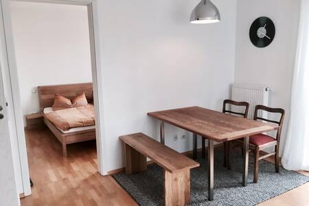 Tolle Wohnung nahe der Innenstadt - Regensburg - Huoneisto