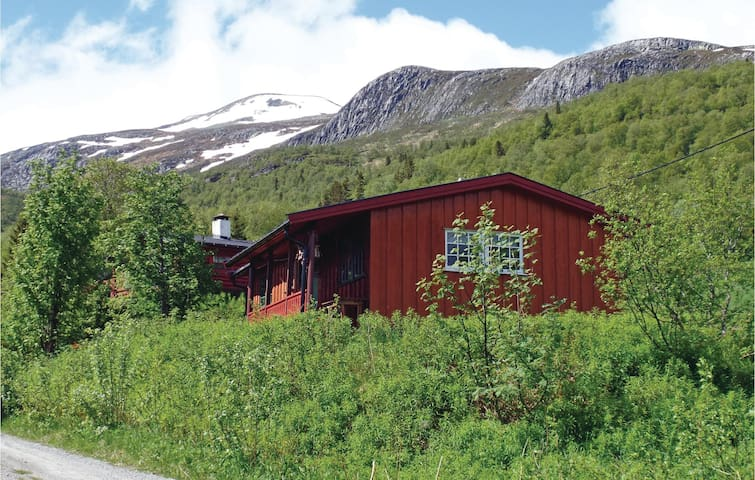 Holiday cottage with 2 bedrooms on 63m² in Vang i Valdres