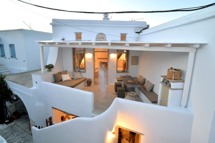 VILLA AERINO I - Tinos - House
