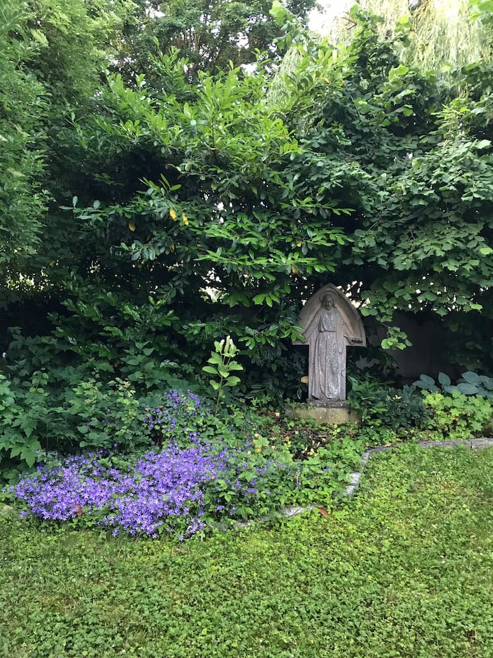 Mein romantischer Garten