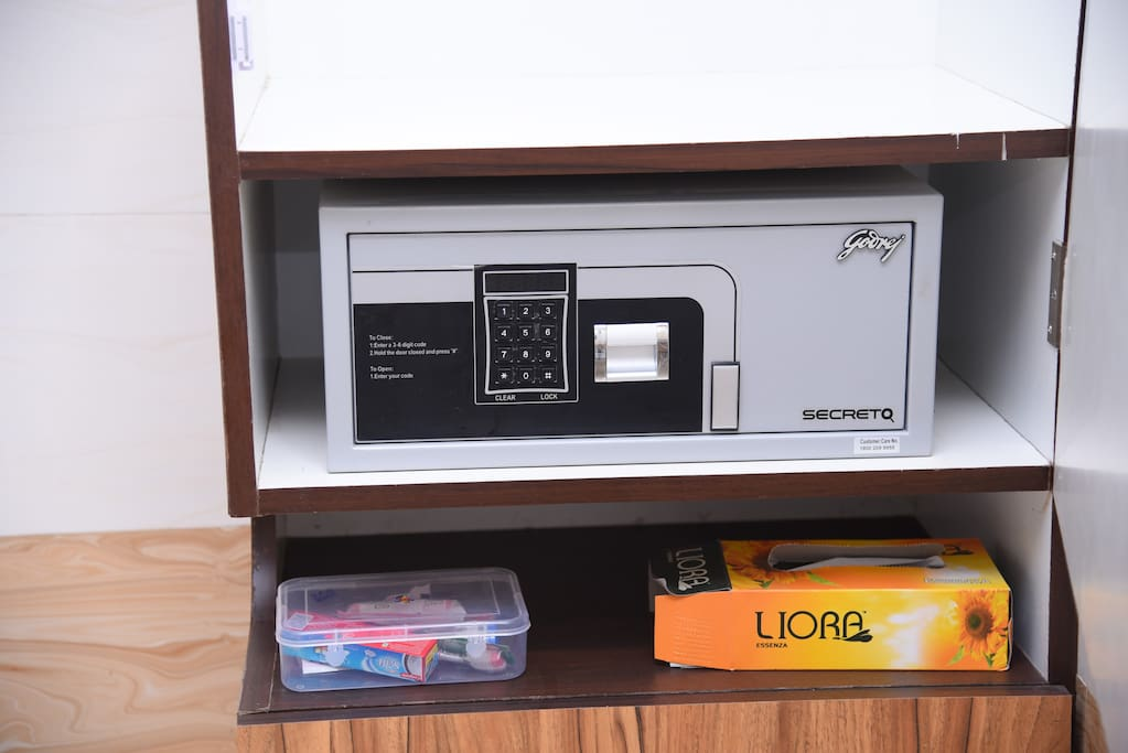 Godrej SecretQ Iron Safe