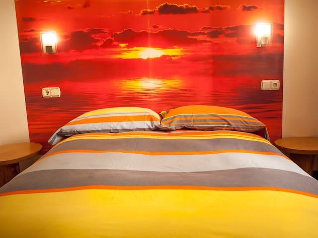 """Habitación """"sunset"""""""