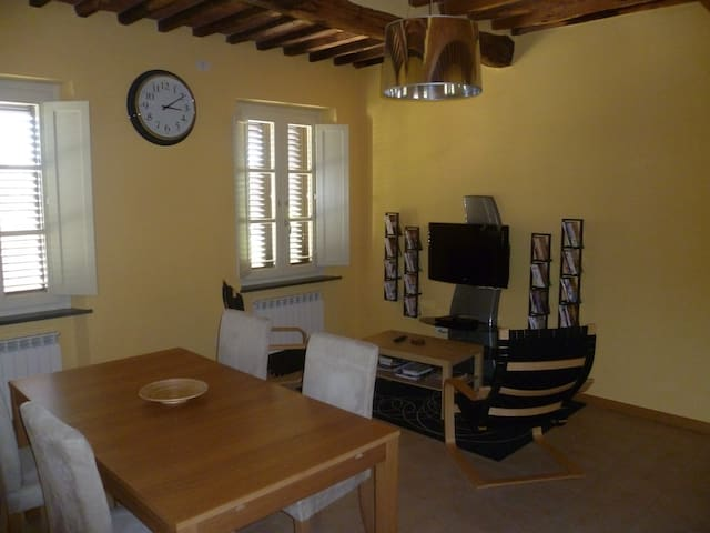 Old and renovated apartment at the second floor - Lucca - Apartment