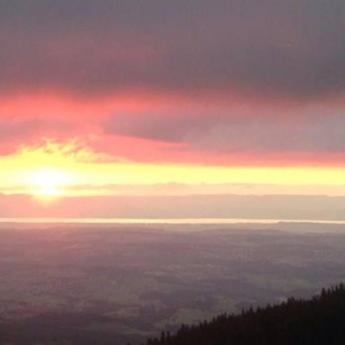 Sonnenuntergang/ Sunset