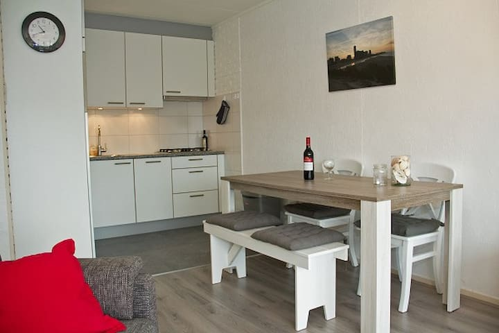 Appartement achter duinen en strand - Koudekerke - Apartment