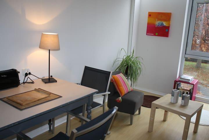 Studio au calme, Gévezé (10mn de Rennes) - Gévezé - Apartamento