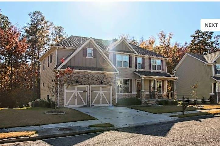 2020 Masters full house rental - 6 people